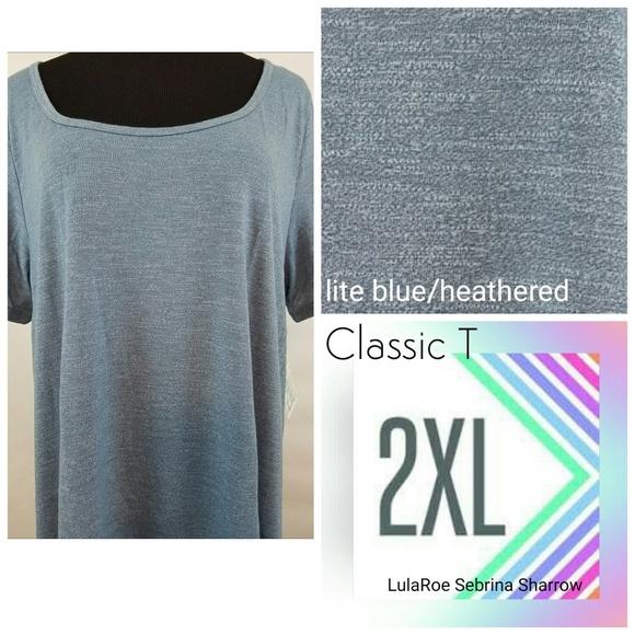 LuLaRoe Tops - LuLaRoe 2XL Classic T